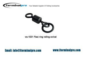 flexi ring wivel,matt black, uk size 8 and size 11 available
