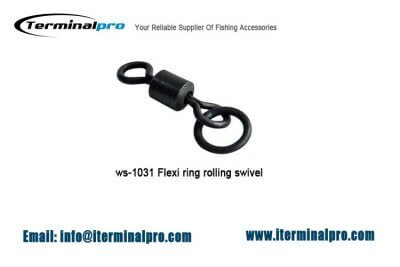 matt-black-flexi-ring-rolling-swivel