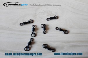 matt-black-flexi-ring-rolling-swivel-photo