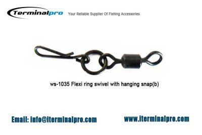 matt-black-flexi-ring-swivel-with-hanging-snap