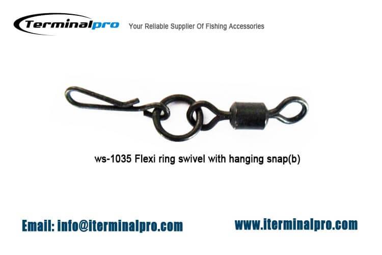matt-black-flexi-ring-swivel-with-hanging-snap