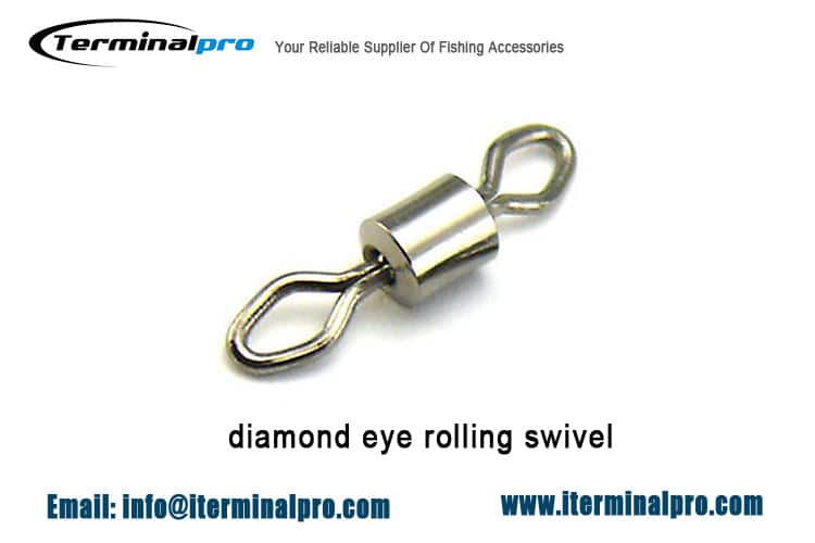 diamond-eye-rolling-swivels-fishing-connection-accessories-terminal-tackle-TERMINALPRO
