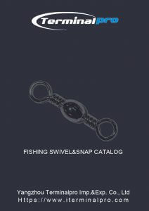 Download Fishing Swivel And Snap Catalog-TERMINALPR