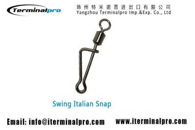 Swing-italian-snap-terminal-tackle-fishing-accessories