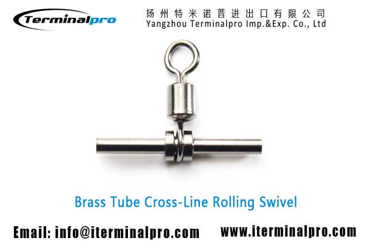 brass-tube-Cross-line-rolling-Swivel-fishing-swivel-fishing-snap-fishing-accessories-terminal-tackle