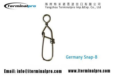 germany-snap-b-fishing-swivel-Snap-terminal-tackle-fishing-accessories-fishing-tackle