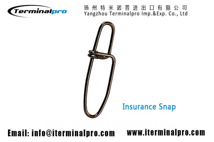 insurance-snap-fishing-swivel-fishing-Snap-terminal-tackle-fishing-accessories-fishing-tackle