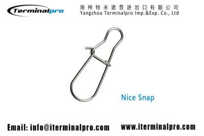 nice-snap-fishing-swivel-fishing-Snap-terminal-tackle-fishing-accessories-fishing-tackle