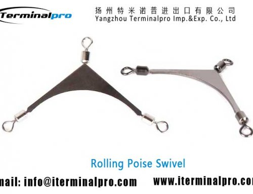 Rolling Poise Swivel