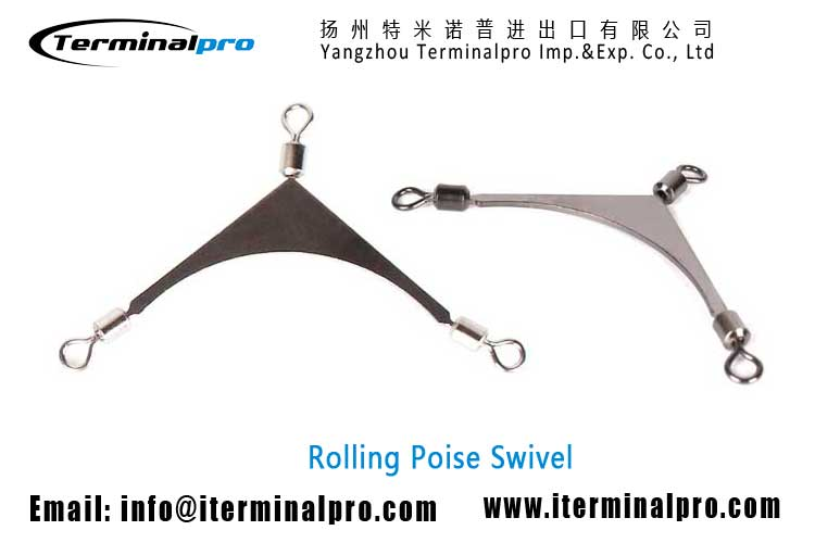rolling-poise-swivel-Fishing-Swivel-Snap-terminal-tackle-TERMINALPRO