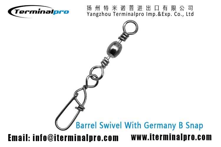 sell-Barrel-Swivel-With-Germany-B-Snap-fishing-swivel-snap-terminal-tackle-TERMINALPRO