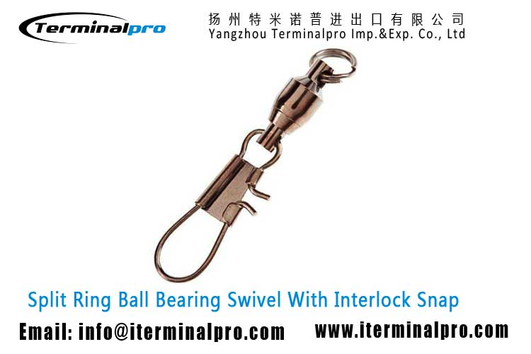 split-ring-ball-bearing-swivel-with-interlock-snap-fishing-swivel-snap-terminal-tackle-TERMINALPRO
