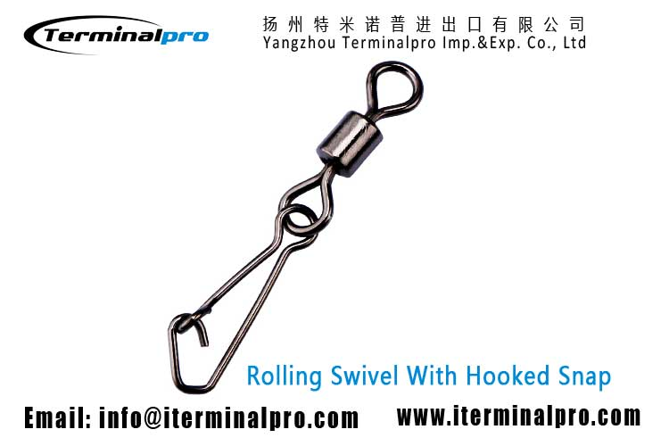supplier-of-rolling-swivel-with-hooked-snap-fishing-swivel-snap-connection-accessory-terminal-tackle