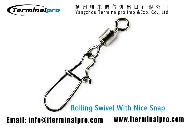 supplier-of-rolling-swivel-with-nice-snap-fishing-swivel-snap-connection-accessory-terminal-tackle