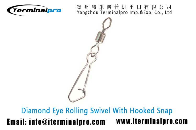 supplying-diamond-eye-rolling-swivel-with-hooked-snap-fishing-swivel-snap-connection-accessory-terminal-tackle