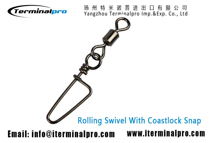 wholesale-rolling-swivel-with-coastlock-snap-fishing-swivel-snap-connection-accessory-terminal-tackle-supplier
