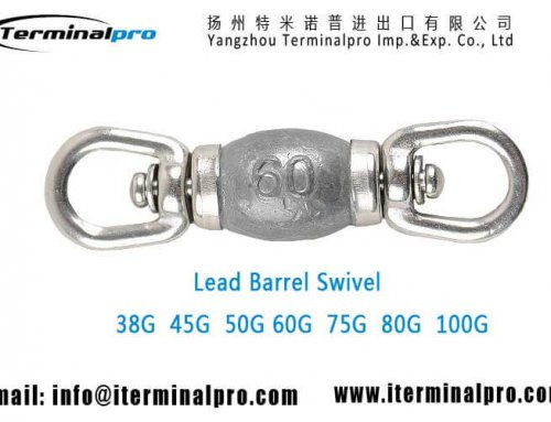 Lead Barrel Swivel