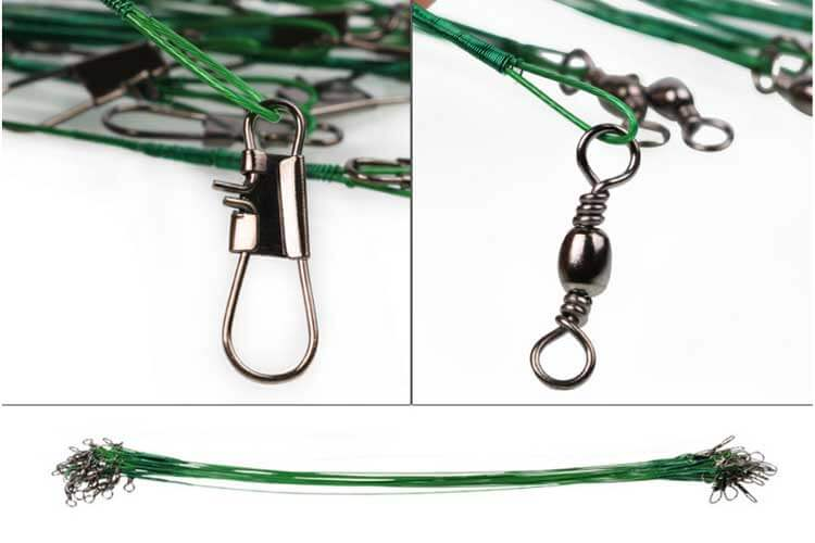 manufacturer-of-nylon-coating-steel-wire-leaders-pike-fishing-ter