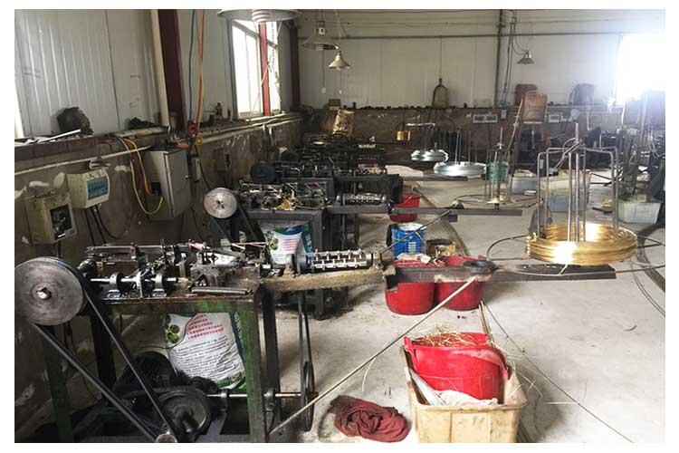fishing-swivel-snap-production-equipment