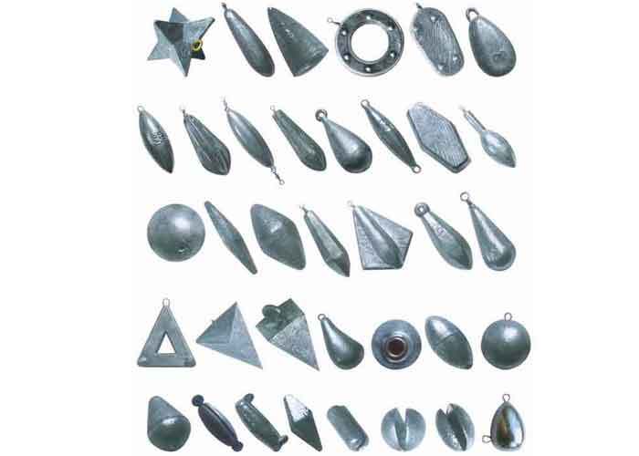 lead-sinkers-and-weights