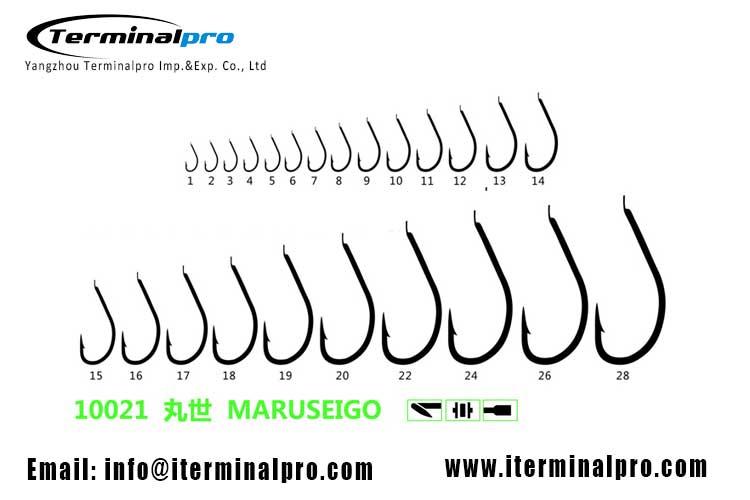 MARUSEIGO FRESHWATER FISHING HOOK 10021