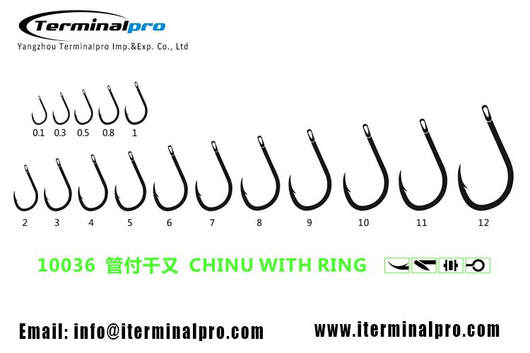 10036-CHINU-WITH-RING-high-carbon-steel-freshwater-fishing-hook