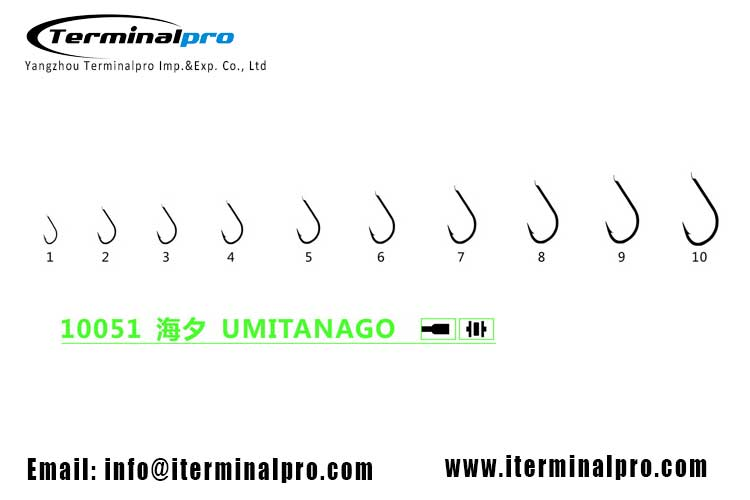 10051-UMITANAGO-high-carbon-steel-freshwater-fishing-hook