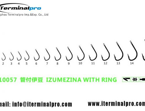 10057 IZUMEZINA WITH RING