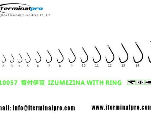 10057 IZUMEZINA WITH RING