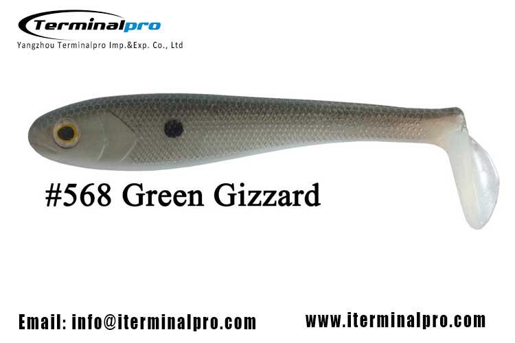 3.5-4.5-5.5-6.5-inch-green-gizzard-hollow-swimbait-soft-plastic-baits