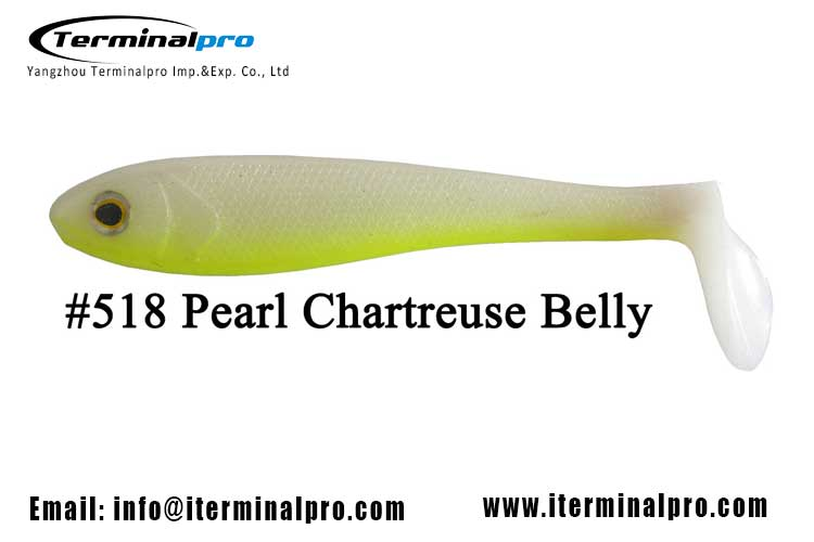 3.5-4.5-5.5-6.5-inch-pearl-chartreuse-belly-hollow-swimbait-soft-plastic-baits