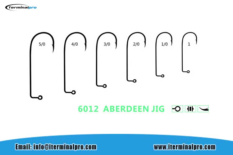 6012-ABERDEEN-JIG-HOOK-FOR-BASS-FISHING-RIG-AND-JIG-HEADS-FISHING-HOOK-TERMINAL-TACKLE-FISHING-ACCESSORIES