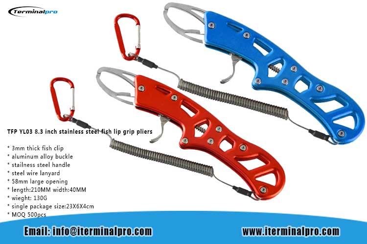 TFP-YL03-8.3-inch-stainless-steel-fish-lip-grip-pliers