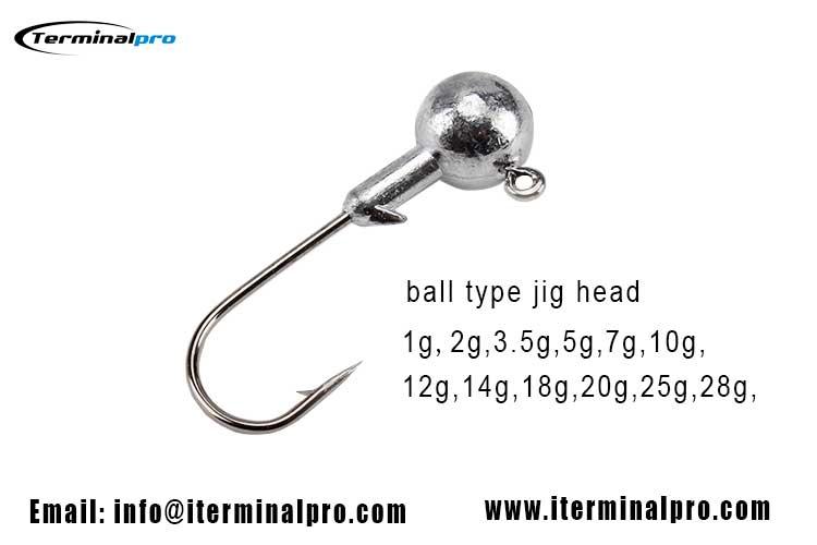 Ball Type Jig Head