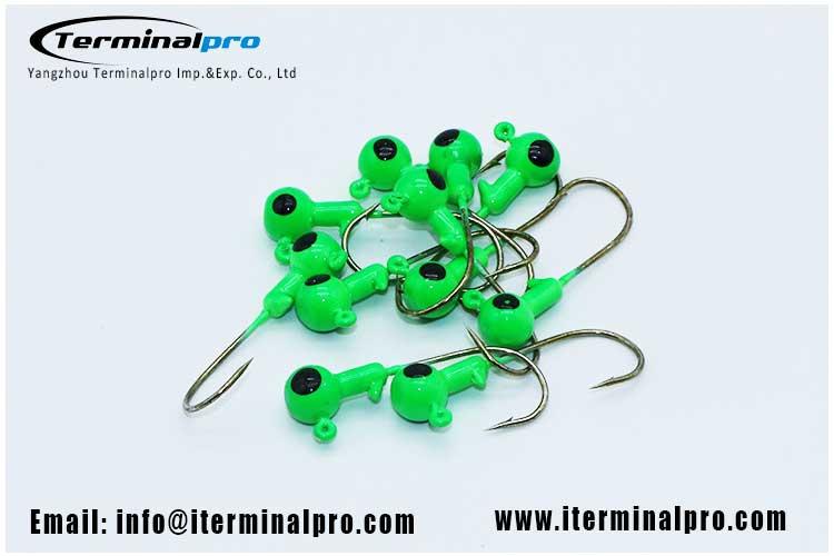 bass-fishing-green-color-ball-jig-head