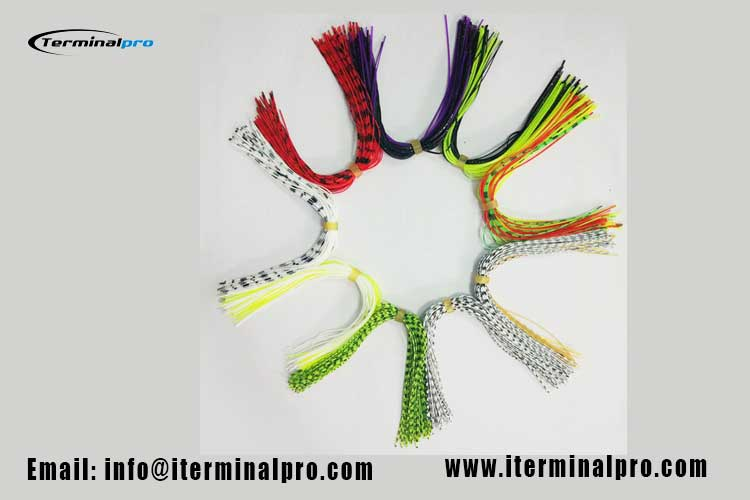 attractive-silicone-skirts for spinner-bait-and-jig-head-soft frog