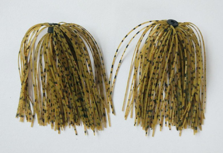 wholesale-silicone-skirts for spinnerbaits-and-jig-head-soft-frog-1